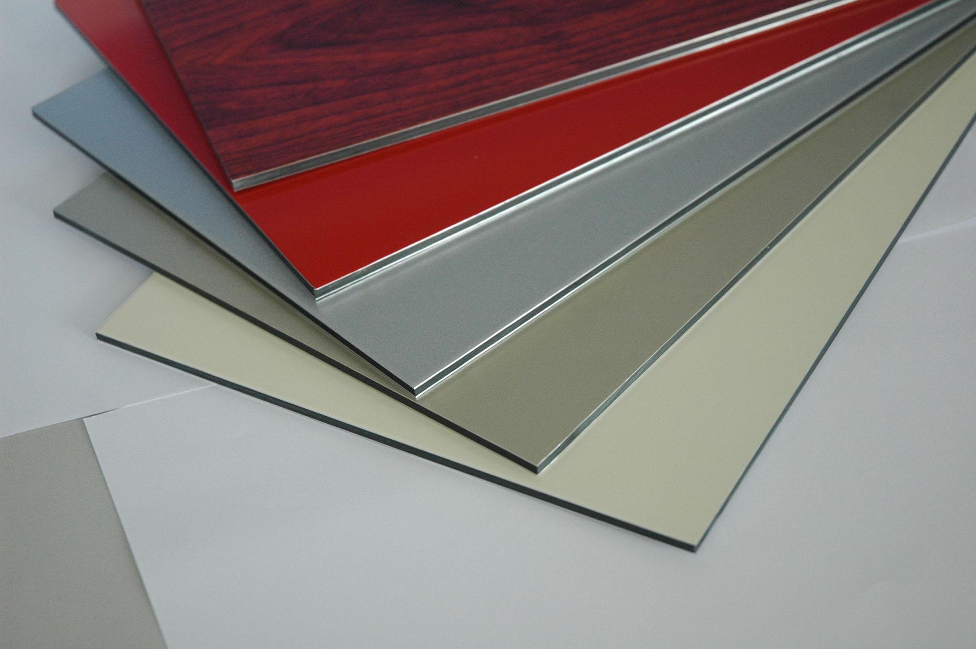 Aluminium Composite Panels in India